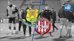 NATIONAL 3 FC Gueugnon / FC Montceau Bourgogne
