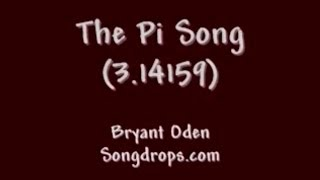 the pi song funny song to help you memorize pi