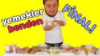 YEMEKLER BENDEN - Final - Tamer'in Yemekleri Beğenildi Mi?