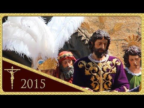 Ntro.Padre Jesús de la Paz - Hdad del Carmen Doloroso Oficial -(Semana Santa Sevilla 2015)