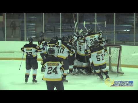Men's Hockey East Quarter-Final Ryerson vs U of T Game 2 Feb. 18th 2010