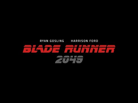 BLADE RUNNER 2049 - Announcement-Clip - Ab 5.10.2017 im Kino!