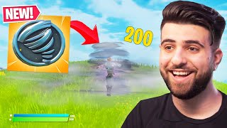 NEW Storm MYTHIC is BROKEN!! (Fortnite Season 4)