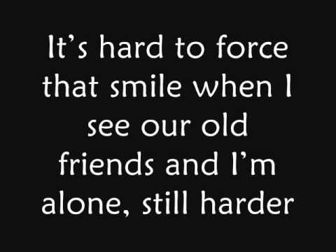 Rascal Flatts - What Hurts the Most (lyrics)