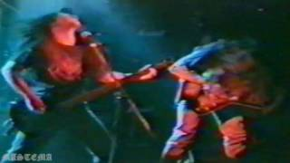 Immolation - Dawn Of Possession Live 1991