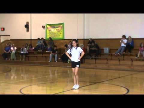 Individual Cheer Tryout 2013
