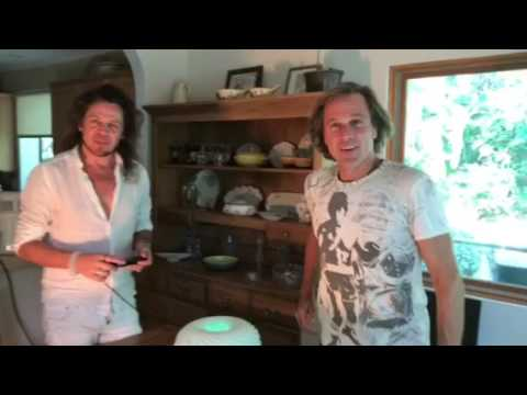 Free Energy with Sacha Stone