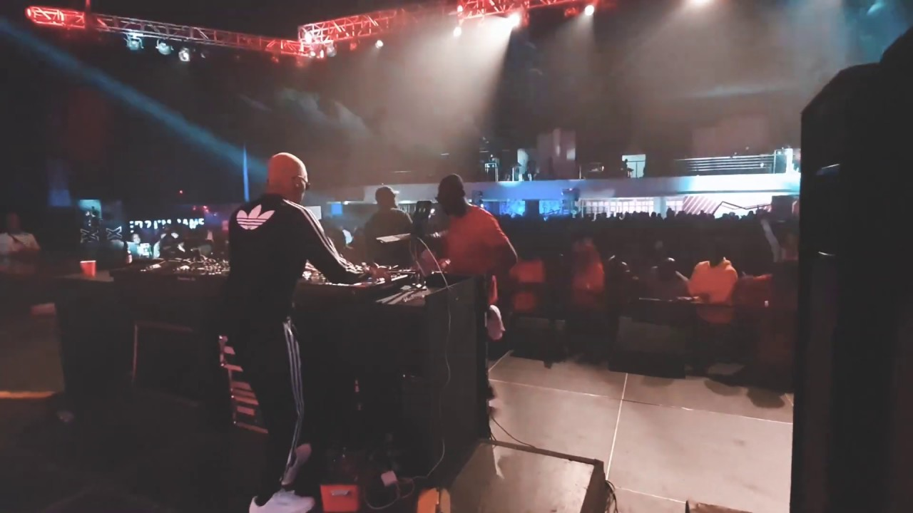 Download DJ CONSEQUENCE LIVE AT BUD X LAGOS  FINALE