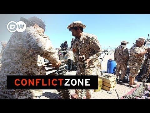 Libya's deputy prime minister tells DW's Conflict Zone:
