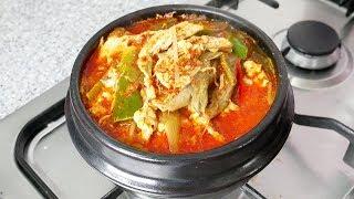 닭계장 ( Spicy …