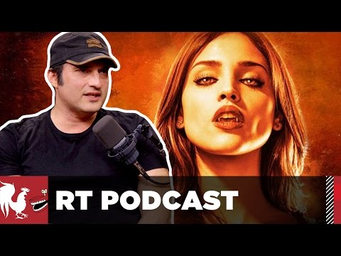 RT Podcast: Ep. 347  The Director's Chair with Robert Rodriguez