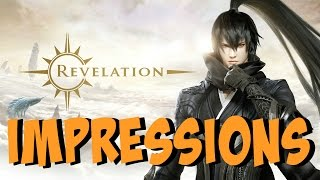 Revelation Online Impressions | Intro Tutorial, Character Creation & Combat