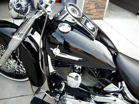 2006 Custom Harley Davidson Deluxe For Sale Youtube