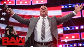 Mr. McMahon names Raw's new General Manager: Raw, April 3, 2017