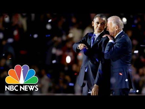 Barack Obama And Joe' Biden's Unforgettable Bromance | NBC News