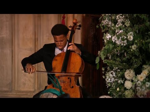 Meet Sheku Kanneh-Mason, the cellist who dazzled the world at the royal wedding