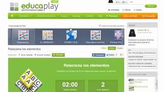 Cómo crear una colección de actividades en Educaplay