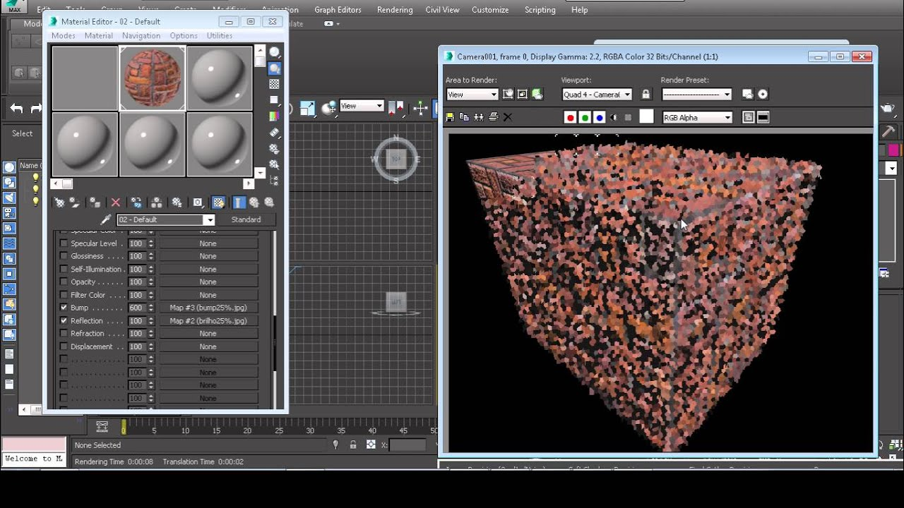 3ds Max Materials - Arnold for 3DS Max User Guide 5 - Arnold Renderer