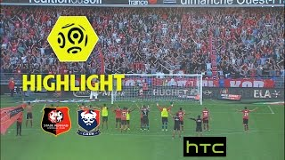 Video Gol Pertandingan Stade Rennes vs SM Caen