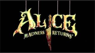 Alice Madness Returns Card Castles In The Sky (Extended)