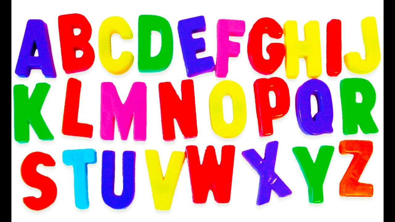 Learn Your ABCs! Learn Colors Too! Alphabet Sing-along! Learning ...