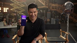 SERIES Your Story Universe Commercial with Mario Lopez