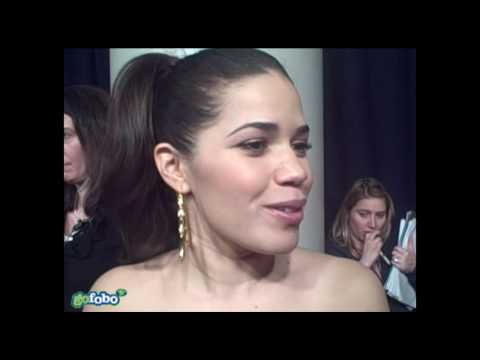America Ferrera - Our Family Wedding Premiere