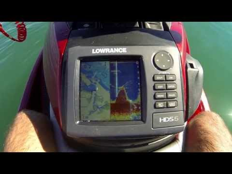 how-to-install-a-lowrance-sounder-gps-on-a-jetski-for-fishing