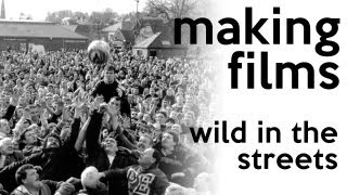 Wild In The Streets Q&A with Director Peter Baxter at Raindance Film Festival