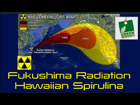 Fukushima Radiation Hawaiian Spirulina part 3
