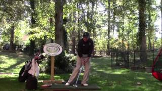 Right Knee Transition for Good Impact - Golf Instruction