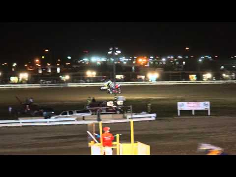EWSC Racing MSA Sprint Car Feature 7/20/2012