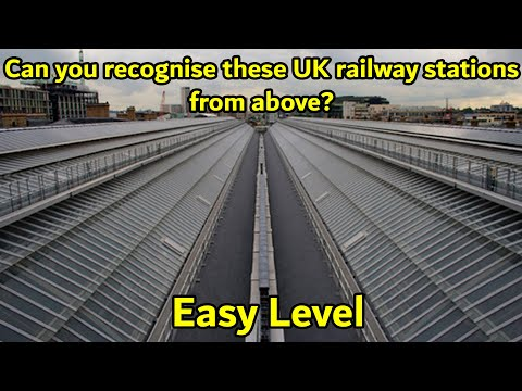 Quiz Time!!! Can you recognise these UK railway stations fro