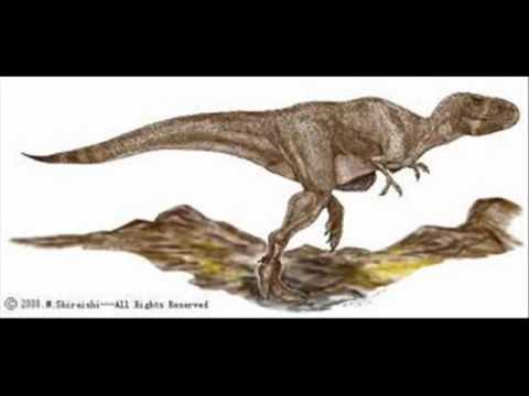 indosuchus, skorpiovenator and australovenator sounds