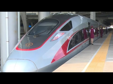 World's fastest high-speed train! China restores bullet train speed to 350 kph