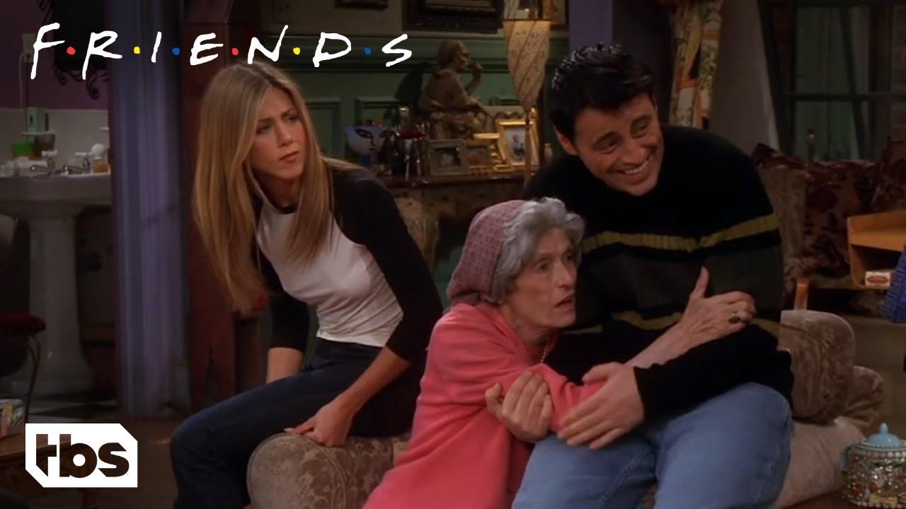 Download Friends: Joey Makes It On Law & Order (Season 5 Clip) | TBS