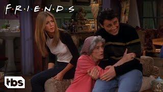 Friends: Joey Makes It On Law & Order (Season 5 Clip)   TBS