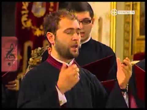 Corul psaltic Tronos - Marturisiti-va Domnului