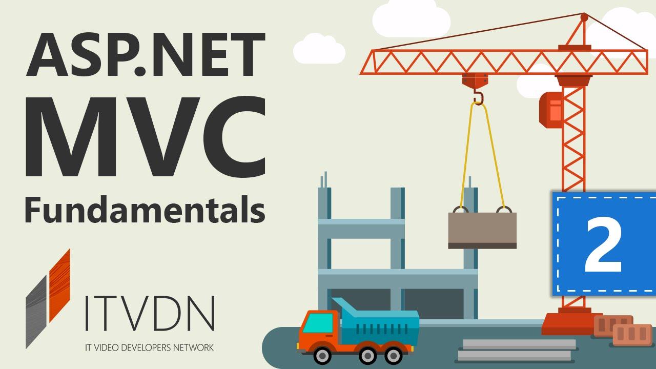 ASP.NET MVC Fundamentals. Урок 2. Маршрутизация и области ...