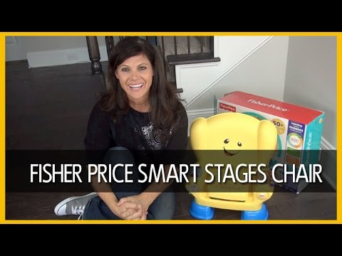 BG Review: Fisher Price Laugh And Learn Smart Stages Chair