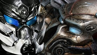 PREDATOR: TOP 5 BEST BIO-MASK DESIGNS