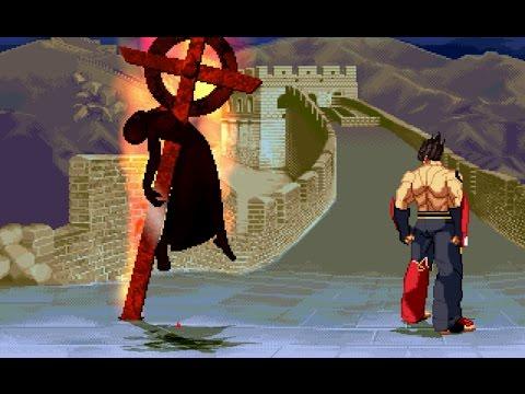 M.U.G.E.N Requests: Animus vs. Jin Kazama