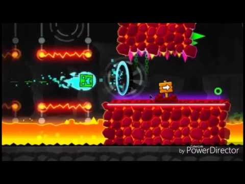 Fingerdash 100% Complete! ANDROID Geometry Dash [2.1]