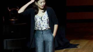 Nat's talk at Ideacity and audition for Toy Story 3