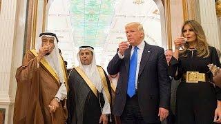 Méga-contrats pour Trump en Arabie saoudite