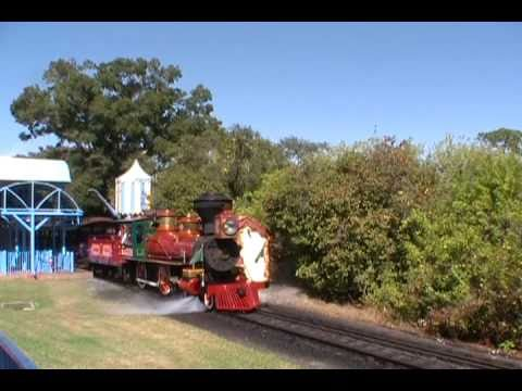 Walt Disney World Railroad 2010