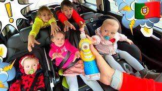 Canção infantil - Compartilhar | Kids Song in Portuguese - Five Kids
