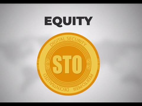 """Equity Token Offering - Equity Investment Explained - US Commercial Real Estate """"Equity"""" STO"""