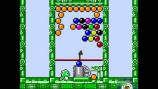 Bust-a-Move Pocket - Modo Puzzle - Todas las Rondas Parte 1. (01 - 55)