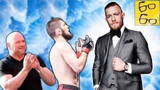 КОНОР МАКГРЕГОР — ВЕЛИКИЙ ИЛИ НЕТ? Боец, который прославил Хабиба, UFC и MMA! Разбор от Яниса
